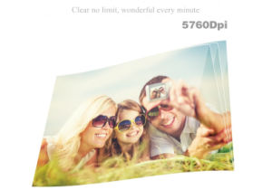4r Waterproof Woven Photo Paper for All Inkjet Printer