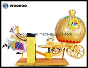 Coin Operated Machine Amusement Park Chocklate Swing Wig Wag Machine pictures & photos