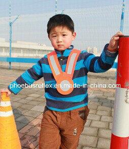 Children Reflective V Shaped Vest pictures & photos