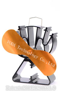 Heat Powered Stove Fan for Wood /Gas /Pellet Stove pictures & photos