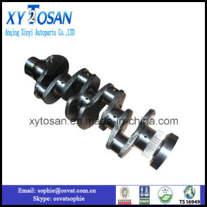 Steel/ Iron Cummins 6bt Engine Crankshaft OEM 3929037 for Cummins Auto Shaft pictures & photos