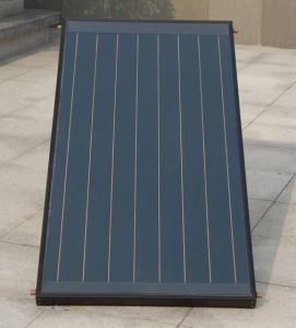 High Selective Coating Flat Plate Solar Collector pictures & photos