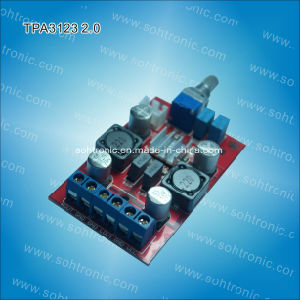 Tpa3123 Class D Digital Amplifier Board 20W+20W pictures & photos