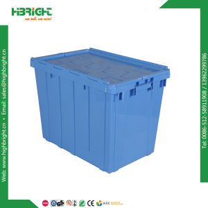 Bins Plastic Moving Container Storage Tote pictures & photos