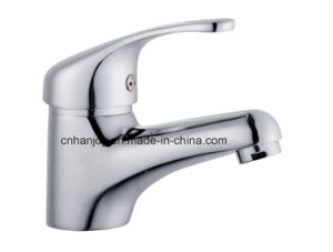 Deck Mounted Single Handle Basin Tap (H19-101) pictures & photos