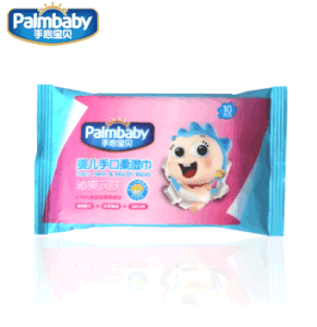 100% Food Grade Baby Hand & Mouth Wipe pictures & photos