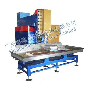 Single Bowl Drop in Sink Automatic Rolling Seam Welding Machine pictures & photos