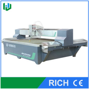 Water Jet Cutting Machine with High Pressure Pump pictures & photos