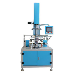 Semi-Automatic Cardboard Box Wrapping Machine (YX-450) pictures & photos