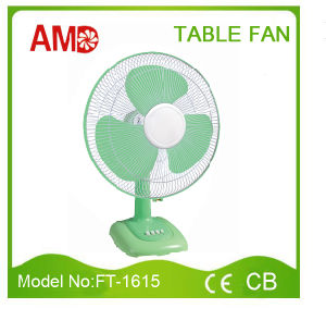 Hot-Selling Good Quality Table Fan with CB Ce Certificate (FT-1615) pictures & photos