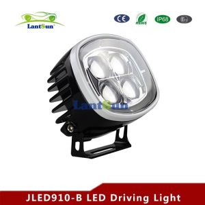 Jled910-B 40W CREE Spot LED Working Lamp with Halo Ring for Jeep Truck SUV ATV pictures & photos
