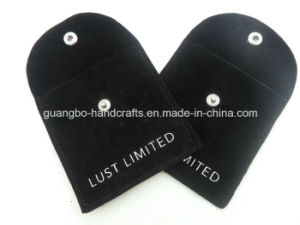 Custom Velvet Jewelry Pouch Wholesale pictures & photos