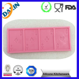 Food Grade Silicon Cake Mold Cake Baking Molds pictures & photos