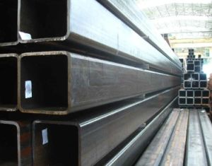 ERW Low Carbon Mild Steel Pipe/Tube pictures & photos