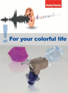 Protect Hearing Electronic Anti-Noise Hearing Protector/ Protection for Shooter pictures & photos