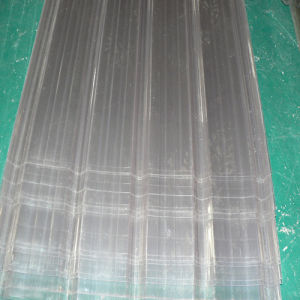 High Quality Corrugated Polycarbonate Sheet