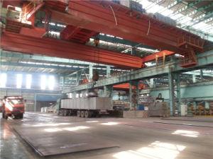 Q390b/C/D Carbon Steel Plate pictures & photos