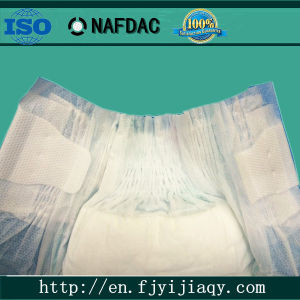 Elastic Ring Waistband High Quality Baby Diaper pictures & photos