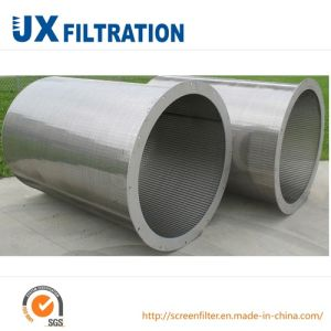 High Quality Wedge Wire Screen Cylinder pictures & photos