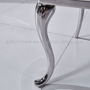 Stainless Steel White Crown Chair for Wedding Wholesale pictures & photos