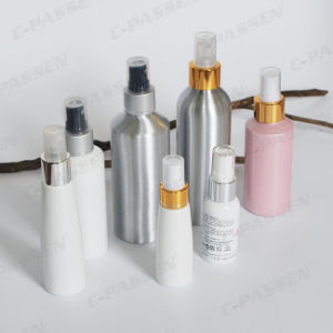500ml Aluminum Sprayer Bottle for Hair Shampoo Packaging (PPC-ACB-050) pictures & photos