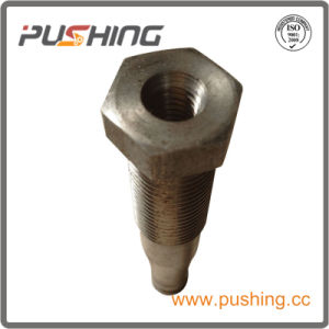 Machining Nozzle Parts