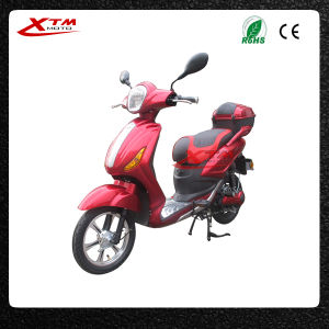 Fast Speed 200W Mobility Adult Electric Moped Scooter