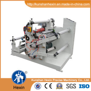 Hx-650fq Silicone Rubber Foam Slitter and Rewinder Machine pictures & photos