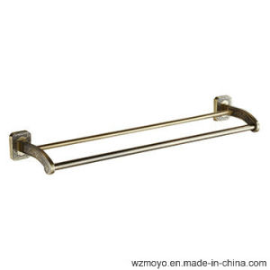 Sanitary Ware Bronze Double Towel Bar pictures & photos