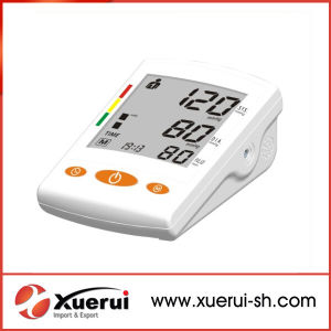 Mercury-Free Blood Pressure Moitor with CE Approved pictures & photos