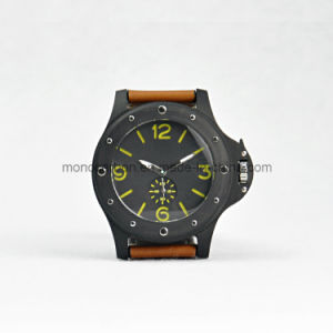 Low MOQ China Wholesaler Real Carbon Fiber Wrist Watch Parts pictures & photos