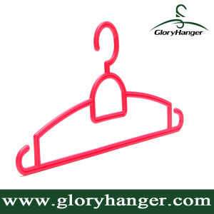 Color Durable Plastic Children Hanger (GLKH002) pictures & photos
