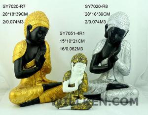 Chinese Wholesale Supplier Sleeping Buddha Figurines