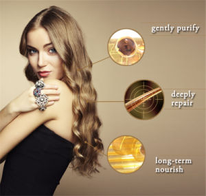 Hair Mask with Argan Oil for Dry and Damaged Hair pictures & photos