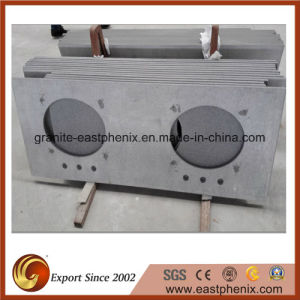 Grey Quartz Vanity Top for Kitchen/Bathroom pictures & photos