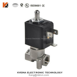 2 Way Direct Acting 24V DC Pneumatic Solenoid Valve pictures & photos