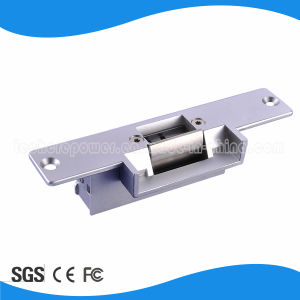 Painted Steel Standard-Type Electric Lock Strike No/Nc pictures & photos