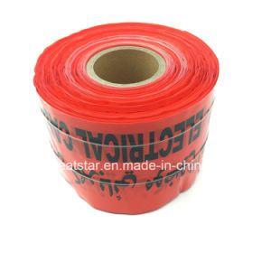 Metal Wire Detectable Warning Tape pictures & photos