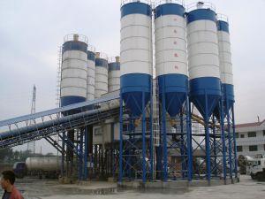 Hzs 120 Stationary Concrete Batching Plant (120m3/h) pictures & photos