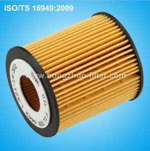 Car Filter for Oil Filters L321-14-302 for Mazda pictures & photos