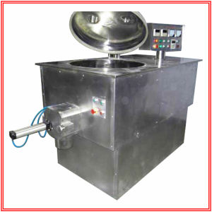 Stainless Steel Mixing Granulator with GMP Standard pictures & photos