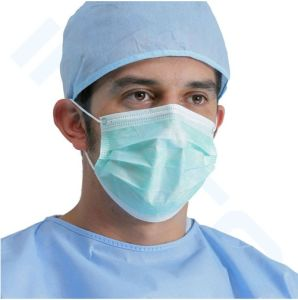Surgical Medical 3 Ply Face Mask with CE, FDA, ISO pictures & photos