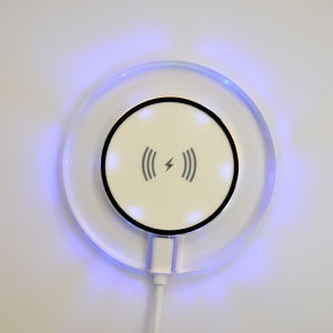 Qi Mobile Phone Wireless Charger pictures & photos
