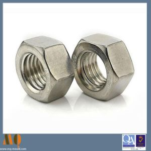 ISO Standard Stainless Steel Square Nut pictures & photos