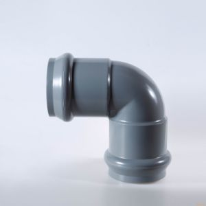 UPVC/CPVC 90 Degree Elbow (F/F) Pipe Fitting Good Price pictures & photos
