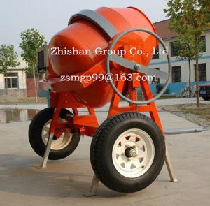 CMH350 (CMH50-CMH800) Electric Gasoline Diesel Portable Cement Concrete Mixer Machine pictures & photos