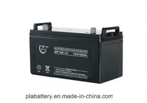 12V100ah Lead Acid Battery
