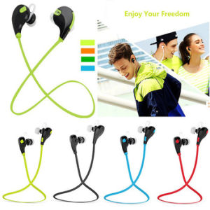 High Quality Qy7 Bluetooth 4.1 Headphone Sport Stereo Music Headsets pictures & photos