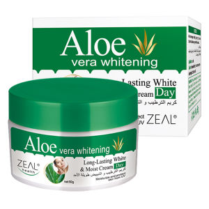 Zeal Beautiful Skin Aloe Vera White & Moist Day Cream pictures & photos
