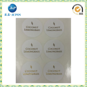 Wholesales Customzied Adhesive Perfume Sticker (JP-S117) pictures & photos